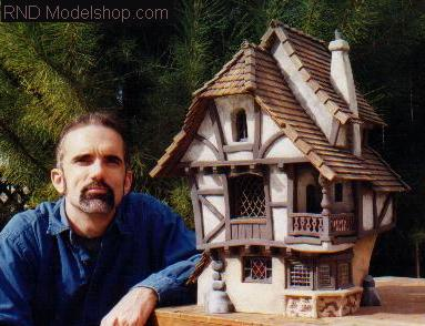 Theme Park architectural models / theme displays