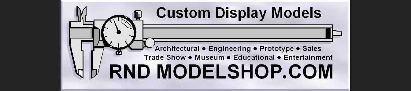 RND Modelshop.com / Custom display models